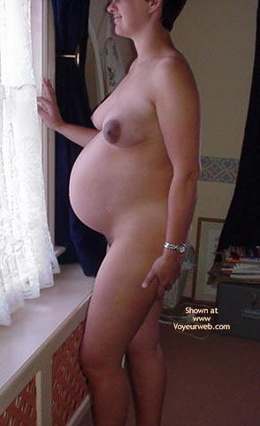 Pic #1 - Pregnant UK Wife