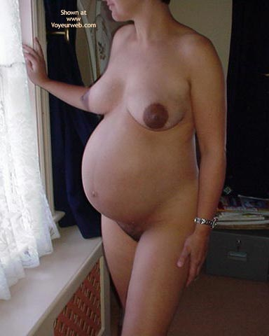 Pic #2 - Pregnant UK Wife