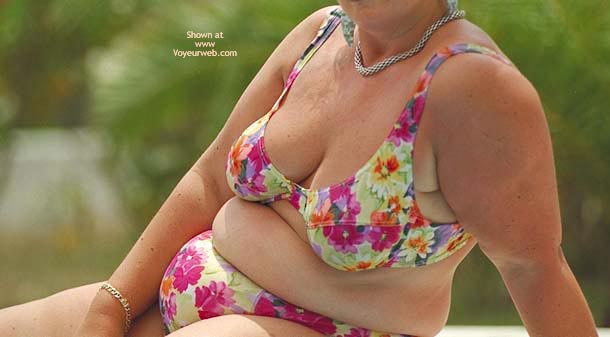 Pic #2 - Hot ex Girl MARIA Tits, DD Hangers 1