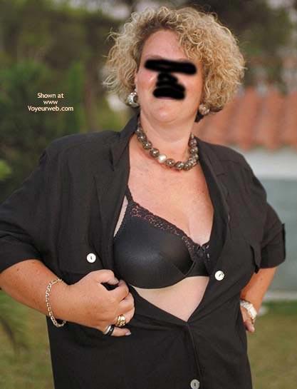 Pic #3 - Hot ex Girl MARIA Tits, DD Hangers 1