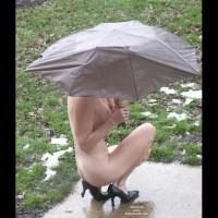 Marie on a Rainy Day