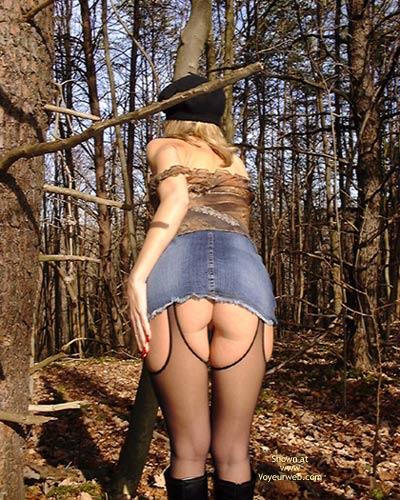 Pic #2 - *NY Nina's Nylons in The Woods