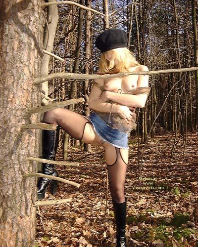 Pic #5 - *NY Nina's Nylons in The Woods