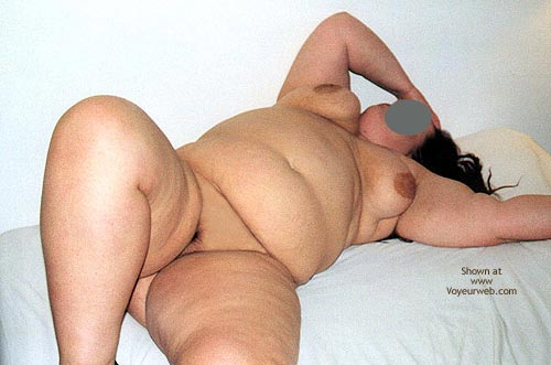 Pic #4 - Fat But Horny