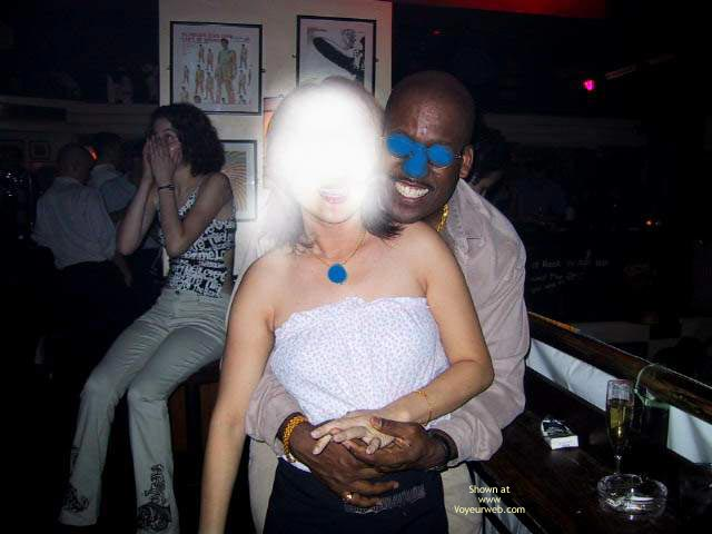 Pic #1 - H.K. Girl in The Bar 1
