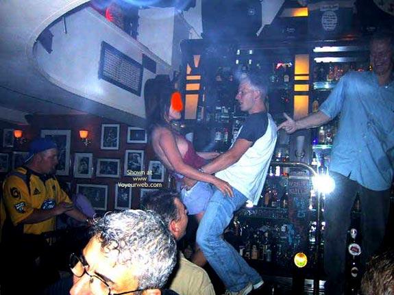 Pic #4 - H.K. Girl in The Bar 1