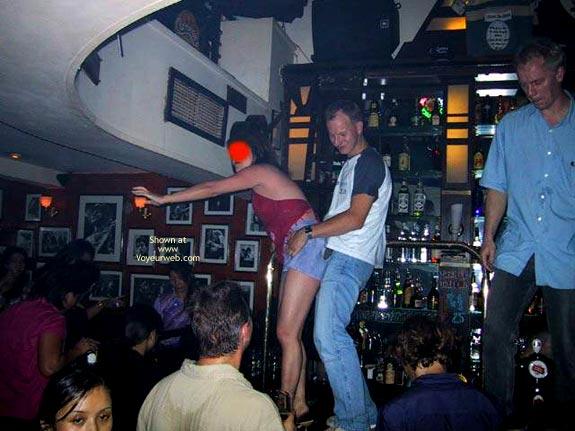 Pic #5 - H.K. Girl in The Bar 1
