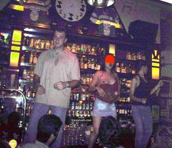 Pic #6 - H.K. Girl in The Bar 1
