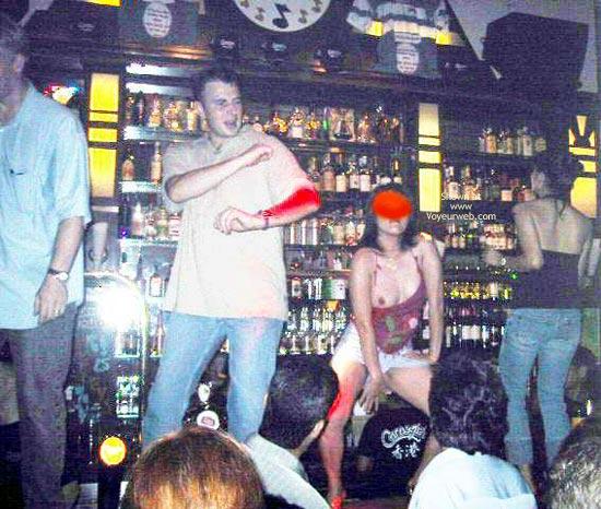 Pic #7 - H.K. Girl in The Bar 1