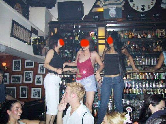 Pic #8 - H.K. Girl in The Bar 1