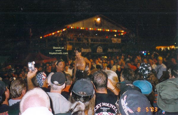 Pic #1 - More Riding The Bull at Sturgis, SD