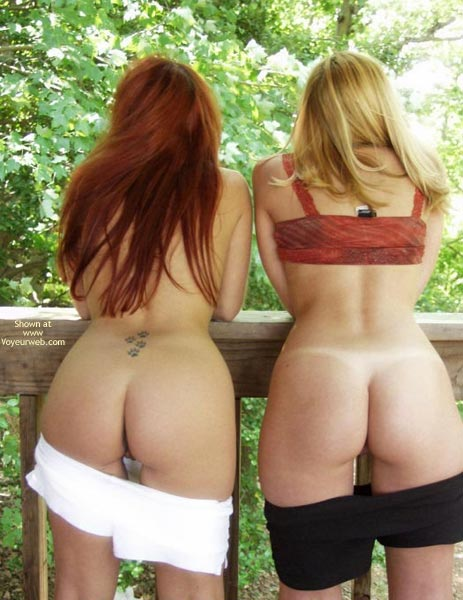Pic #7 - *Gg Cassie And Vixen Outside