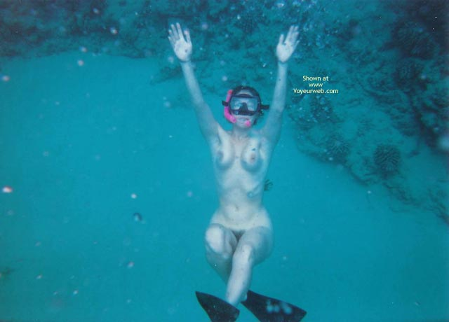 Pic #3 - Underwater Fun