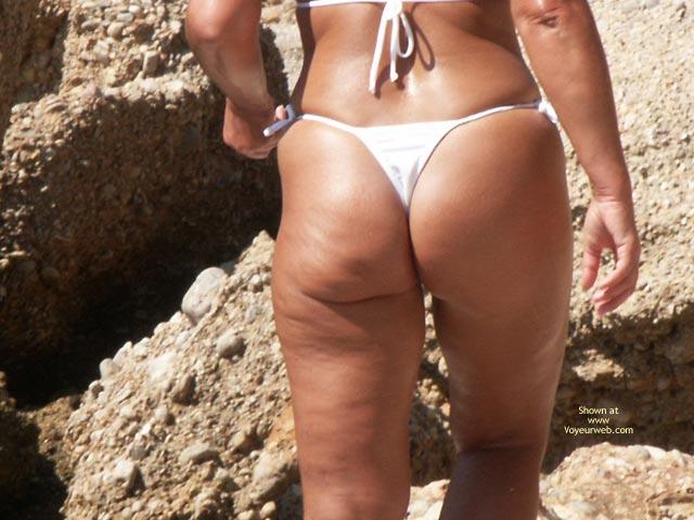 Pic #1 - Mature Lady Ass