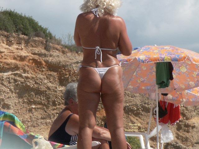 Pic #7 - Mature Lady Ass