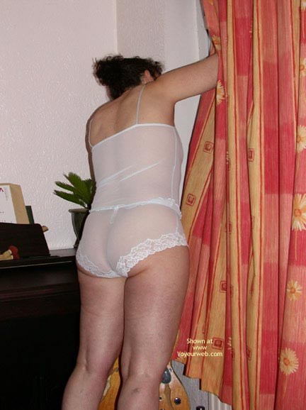 Pic #1 - Wife Caught Undressing