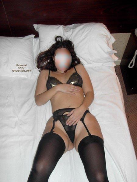 Pic #2 - Alessia My Italian Girlfriend in Stokings