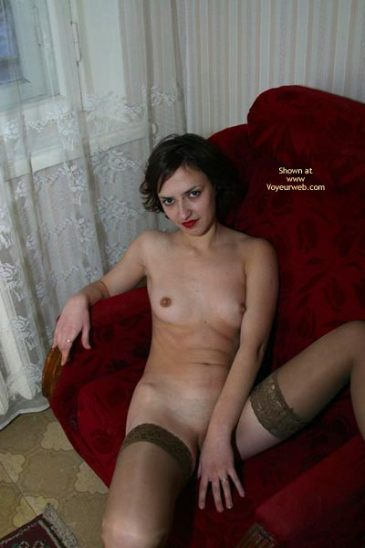 Pic #4 - Sexy Stockings Look