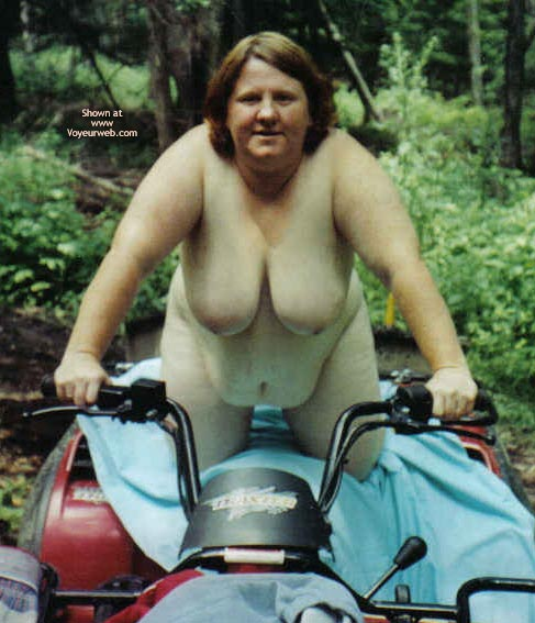 Pic #2 - Lori in The Woods