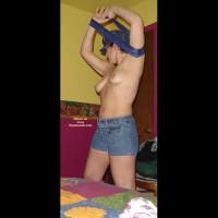 Posing in The Bedroom
