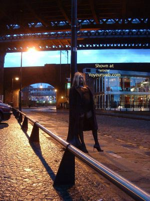 Pic #7 - On The Streets Of Manchester
