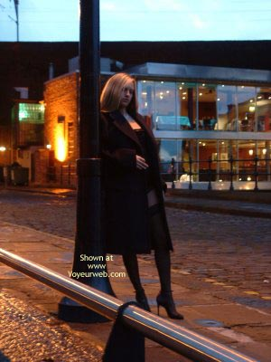Pic #8 - On The Streets Of Manchester