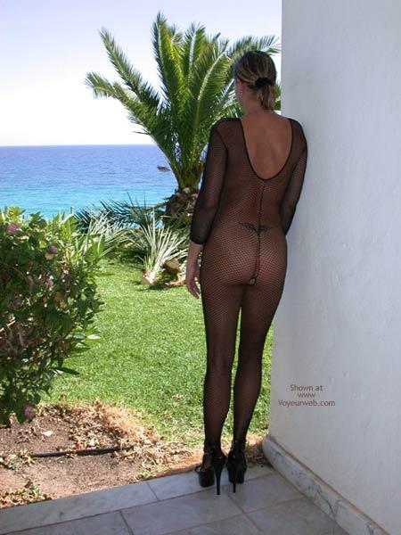 Pic #2 - Sandra In Black