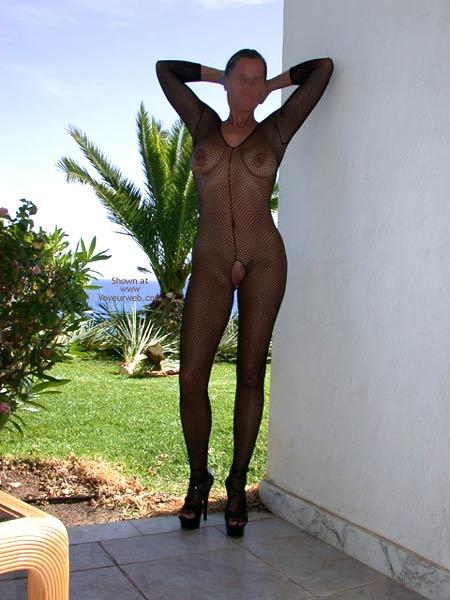 Pic #3 - Sandra In Black