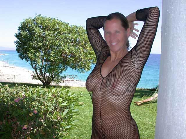Pic #4 - Sandra In Black