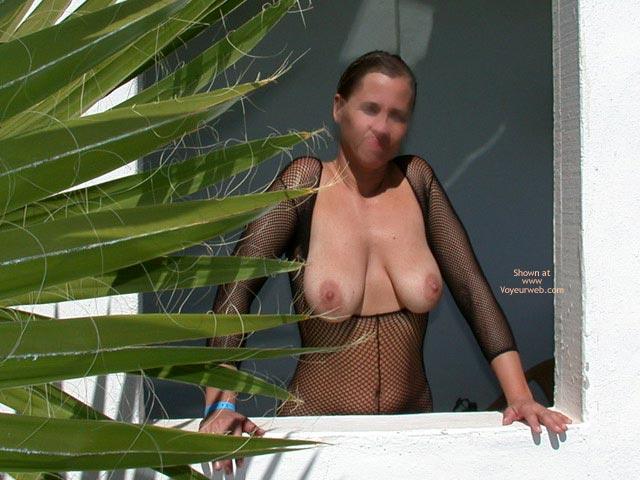 Pic #6 - Sandra In Black