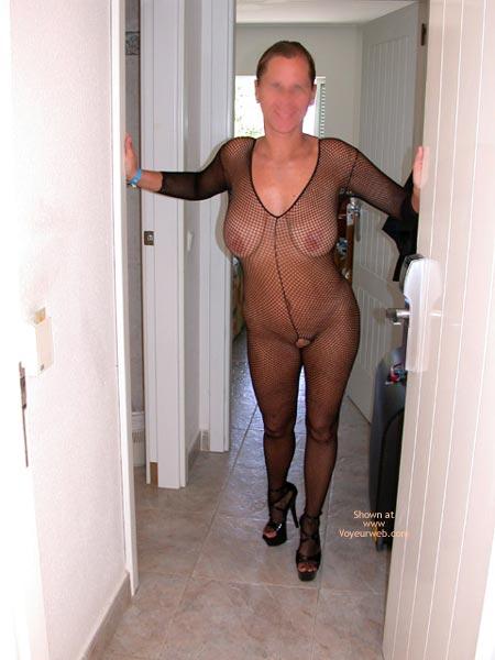 Pic #7 - Sandra In Black