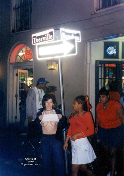 Pic #5 - Madri Gras 2004 New Orleans 3