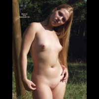 Shaved Pussy - Long Hair, Puffy Nipples, Shaved Pussy