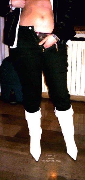 Pic #4 - Danila Italy en White Boots