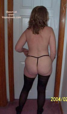 Pic #1 - 33 Wife Coming Out 3 - Ass Shots