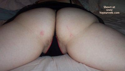 Pic #5 - 33 Wife Coming Out 3 - Ass Shots