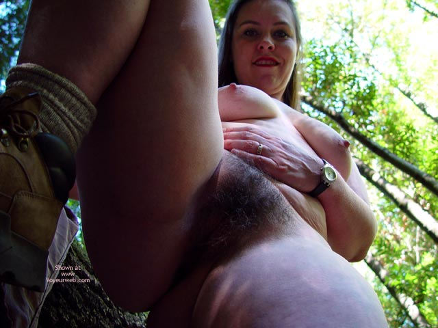 Pic #1 - The Best Of Bbw Vicki'S Hairy Bush