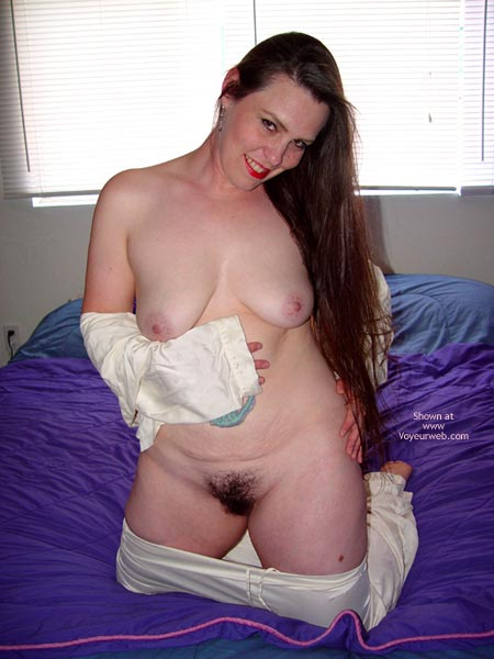 Pic #2 - The Best Of Bbw Vicki'S Hairy Bush