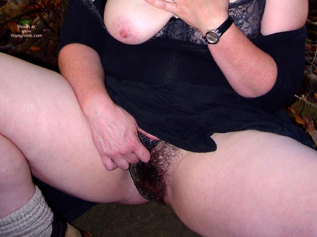 Pic #5 - The Best Of Bbw Vicki'S Hairy Bush