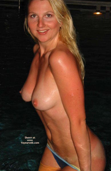 Pic #2 - Heidi - For Your Eyes Only!