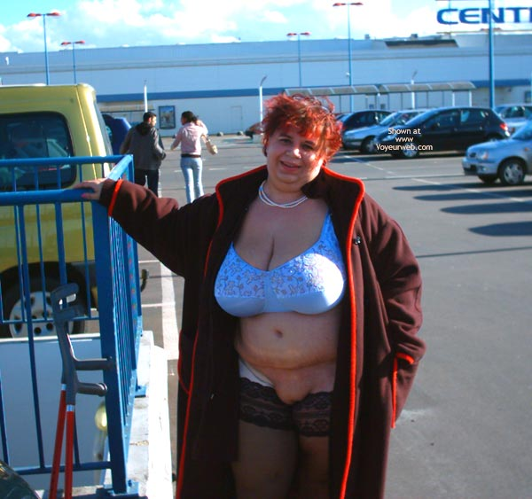 Pic #5 - My Pleasure is to Show Off in Public
