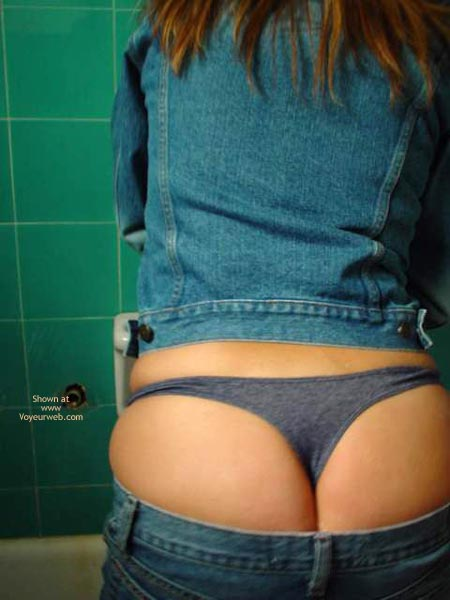Pic #8 - The Nut In Jeans