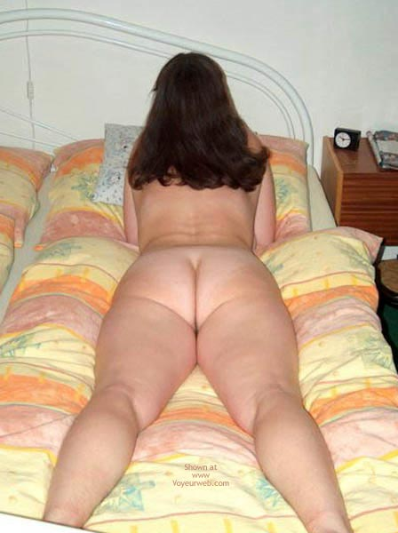 Pic #1 - My Wife in Bed