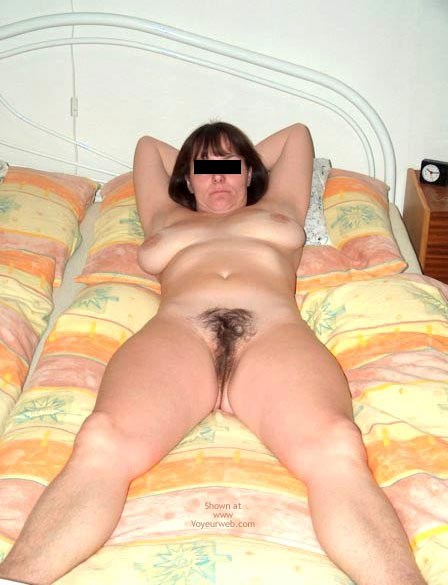 Pic #2 - My Wife in Bed