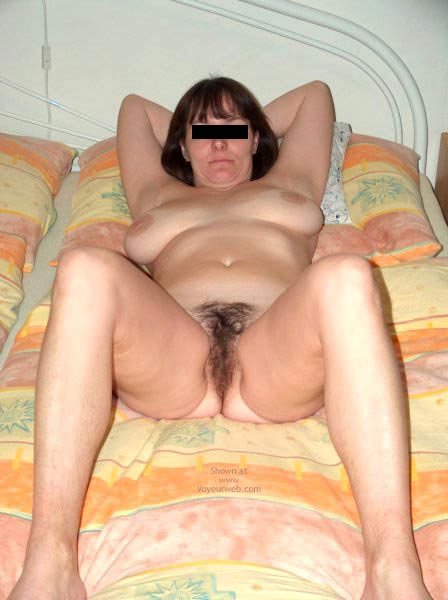 Pic #3 - My Wife in Bed