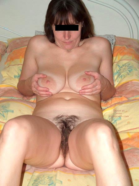 Pic #5 - My Wife in Bed