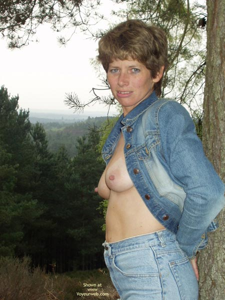 Pic #5 - *TW Christine Out in The Woods