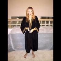 Heatherpink'S Golden Dildo