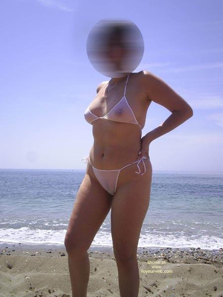 Pic #1 - My Transparent Bikini