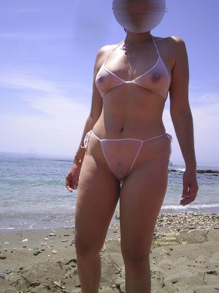 Pic #7 - My Transparent Bikini